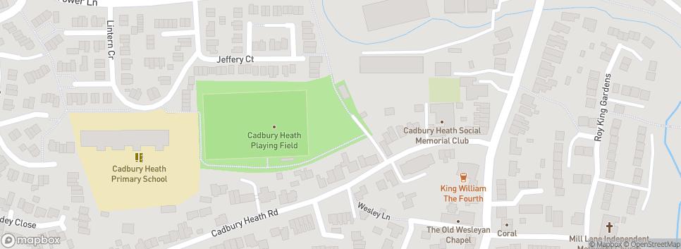 Cadbury Heath FC Springfield