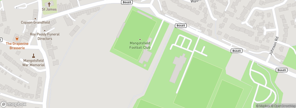 Mangotsfield United FC ™ Mangotsfield United FC