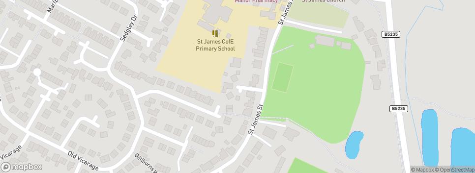 Daisy Hill New Sirs,  St James Street