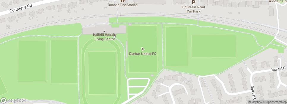 Dunbar United F.C. - The Seasiders New Countess Park