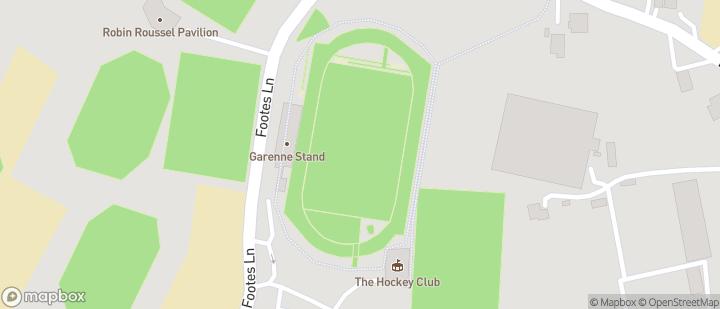 Guernsey RFC (Garenne Stand)