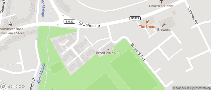 Broad Plain RFC -  Saint John's Lane