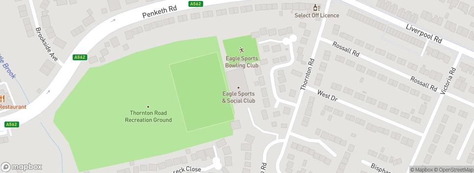 EAGLE RUFC Thornton Road
