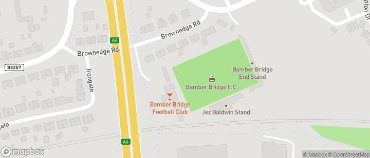 Sir Tom Finney Stadium - Bamber Bridge