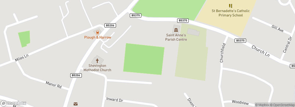 Shevington Football Club Highfield Avenue