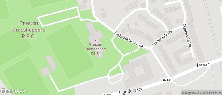 Preston Grasshoppers Rugby Football Club