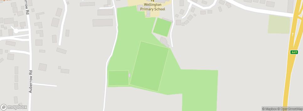 Wellington F.C. Playing Fields, Wellington