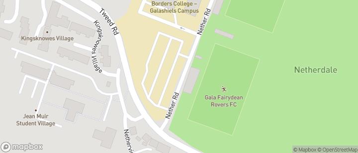 Netherdale 3G, Galashiels