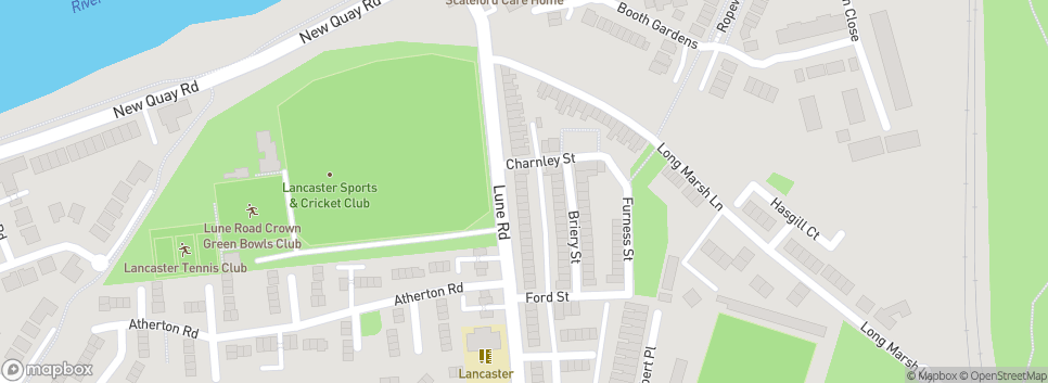 Lancaster Cricket Club Lune Road Cricket Ground
