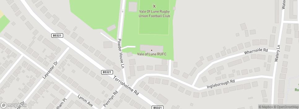 Vale of Lune RUFC Powderhouse Lane