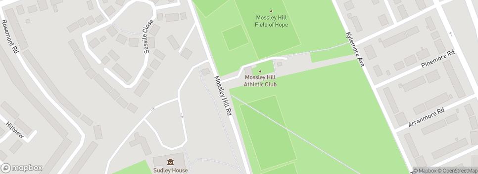 Mossley Hill Athletic Club - Tennis Mossley Hill Athletic Club