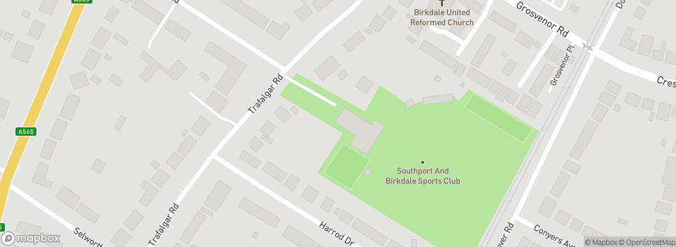 Southport & Birkdale Cricket Club Trafalgar Road