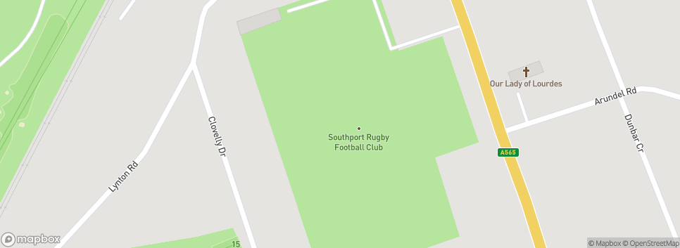 Southport Rugby Football Club Waterloo Road