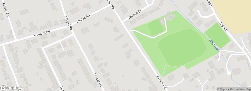 Abergavenny Bowls Club Avenue Road