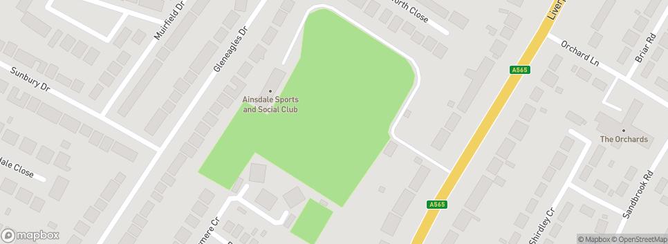 Southport & Ainsdale Amateurs FC The Ainsdale Club
