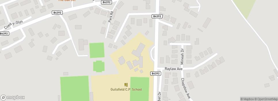 Guilsfield FC    /    CPD Cegidfa Community Centre Ground