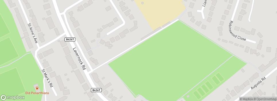 Penarth Hockey Club Penarth Athletic Ground