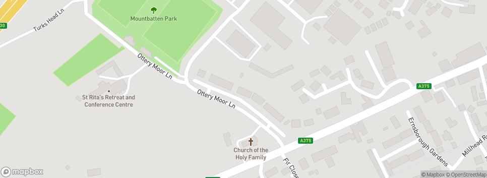 Honiton Town FC Mountbatten Park