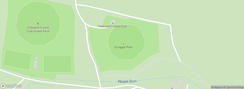 Falkland Cricket Club Scroggie Park