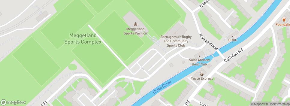 Edinburgh Hockey Club Colinton Road