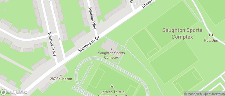 Saughton Enclosure