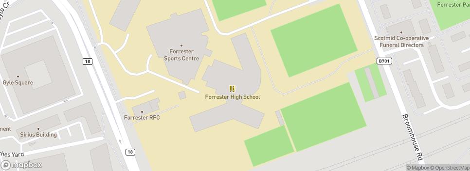 Salvesen Community Football Club Forrester High School