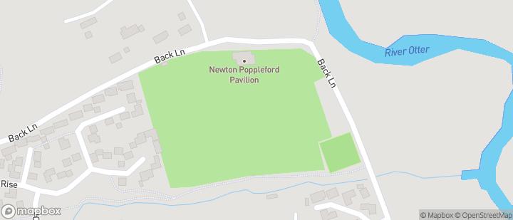 3rd XI Ground Newton Poppleford