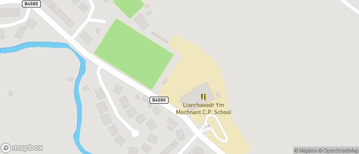 Llanrhaeadr YM FC