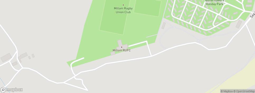 MILLOM RUGBY UNION FOOTBALL CLUB MILLOM RUFC WILSON PARK