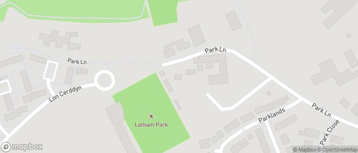 Latham Park, Newtown