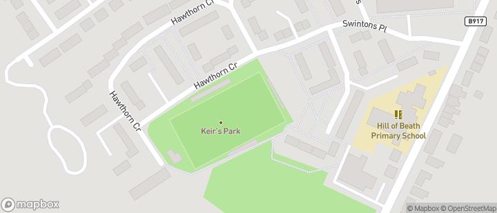 Kiers Park, Hill of Beath