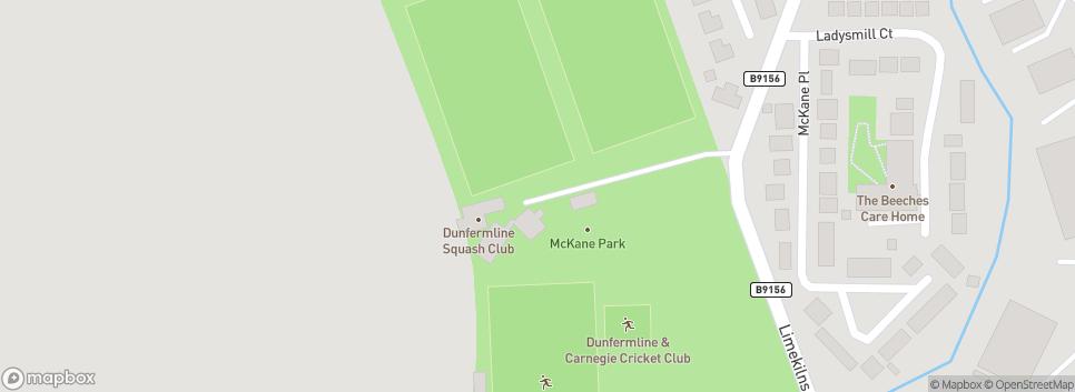 Dunfermline Rugby Football Club Mckane Park