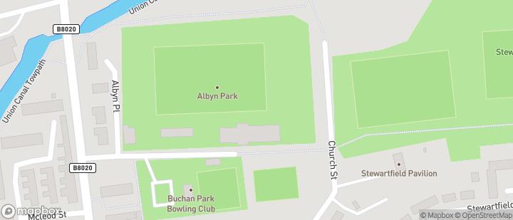 Albyn Park, Broxburn