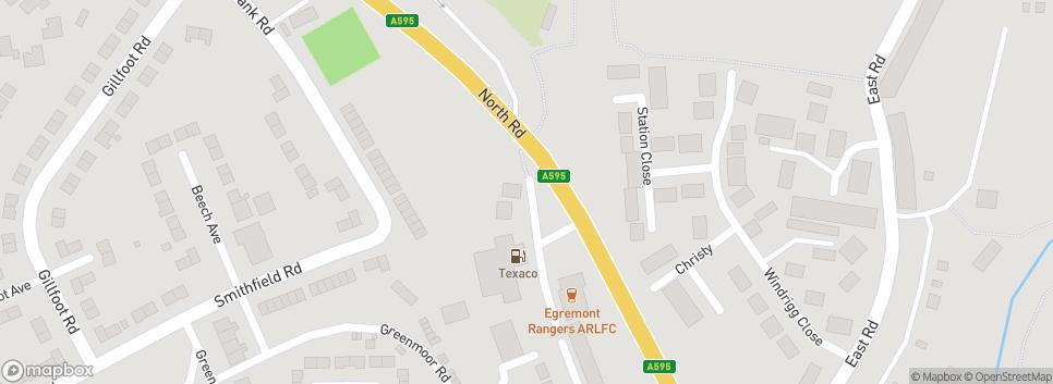 Egremont Rangers ARLFC North Road