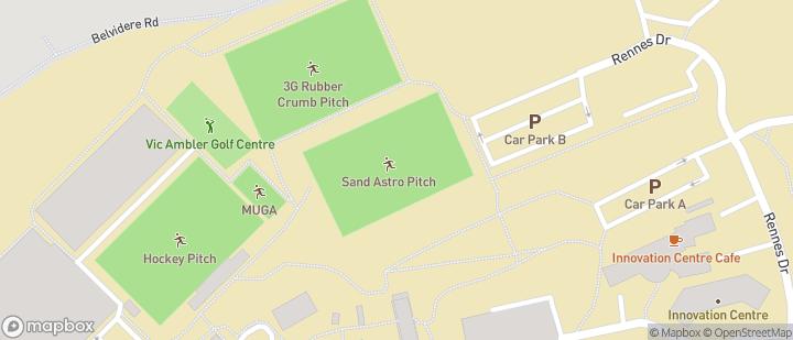 Exeter University (Sand)
