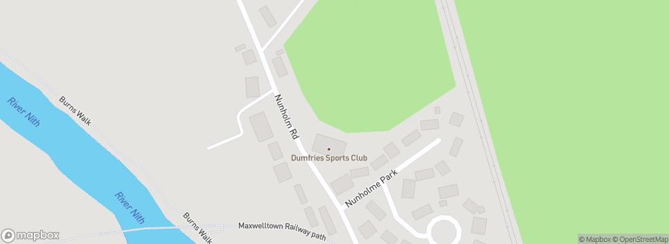 Dumfries Cricket Club Dumfries Sports Club
