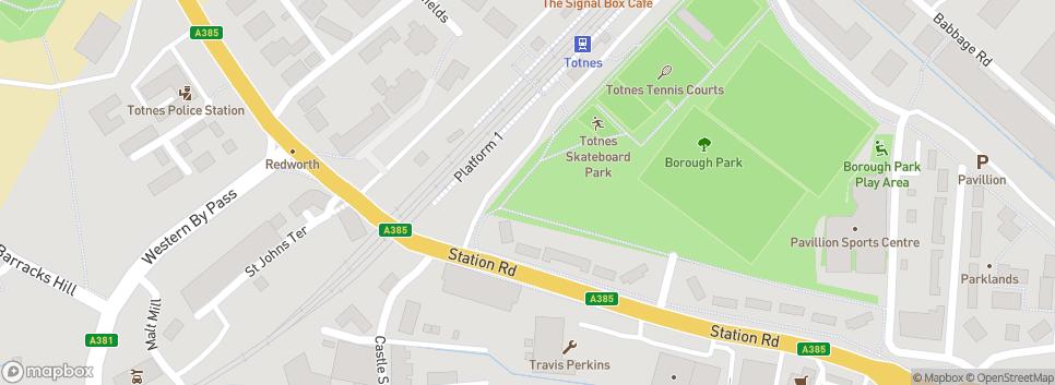 Totnes RFC Borough Park