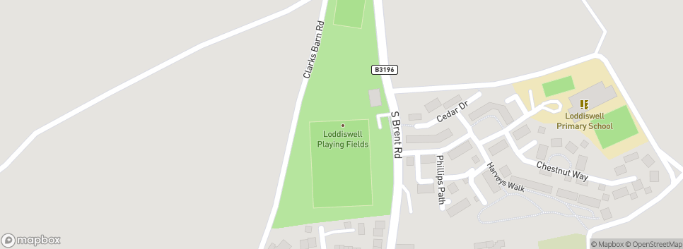 Loddiswell Athletic Football Club The Playing Fields