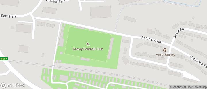 Y Morfa Stadium