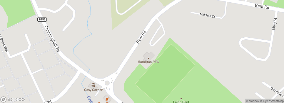 Hamilton Rugby Club 121 Bent Road
