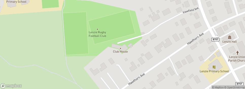 Lenzie Rugby Club Viewfield Avenue