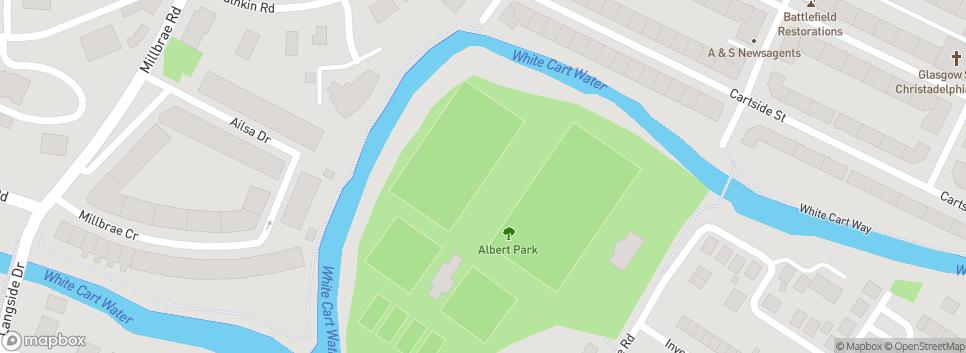 Langside Cricket Club Albert Park