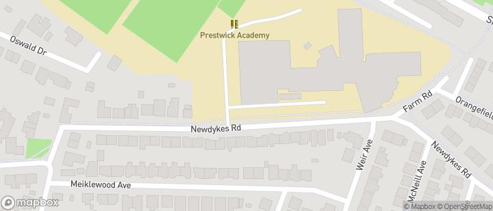 Prestwick Academy Astro Pitch