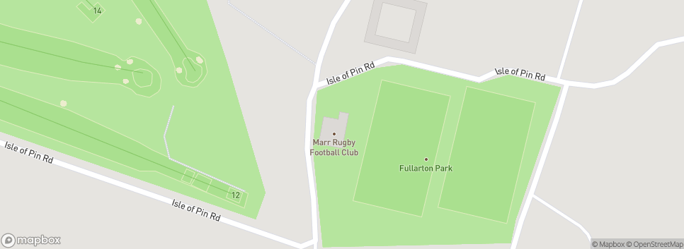 Marr Rugby Fullarton Park