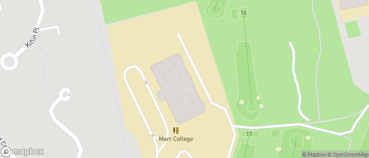 Marr College Playing Fields