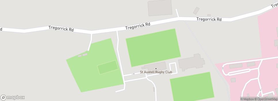 St Austell RFC Tregorrick Park