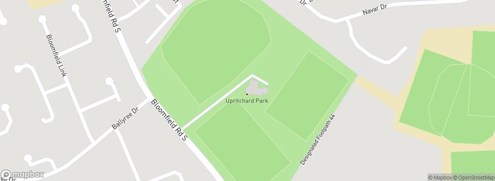 Bangor RFC Upritchard Park