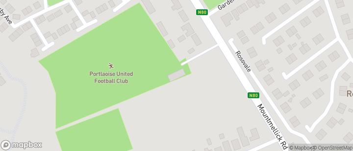 Portlaoise AFC - Rossleighan Park