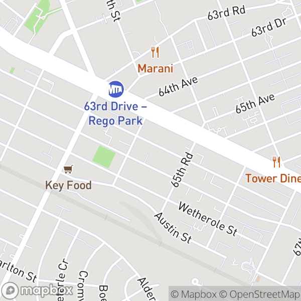 64-20 Saunders St #611 Map