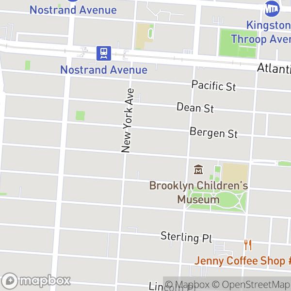 777 St Marks Ave #3K Map